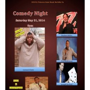 Up Coming Comedy and Magic Event in Norfolk!