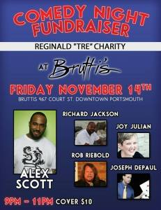 Bruttis Cancer show 11-14-2014