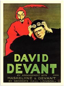 David-devant-magic-poster