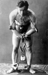 Harry Houdini 1899